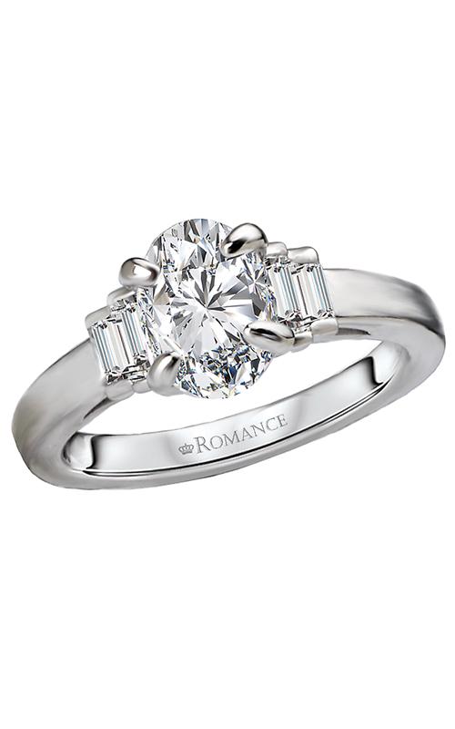 Romance Engagement ring 160031-OV100 product image