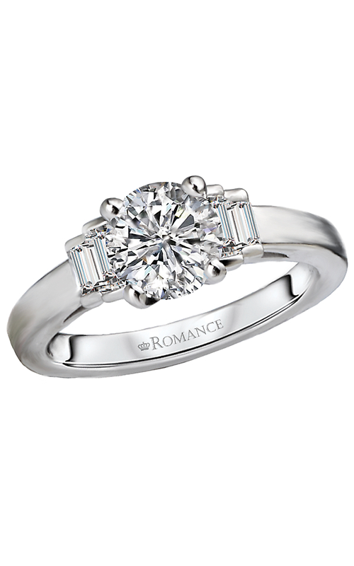 Romance Engagement ring 160031-RD100 product image