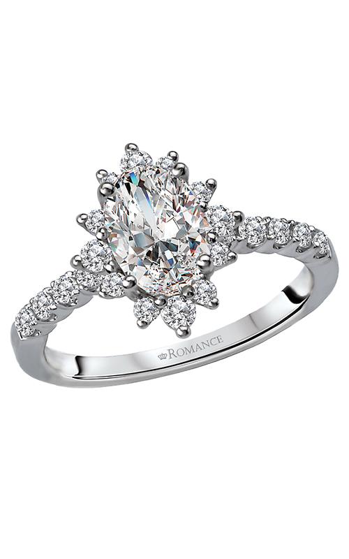 Romance Engagement ring 160032-OV100 product image