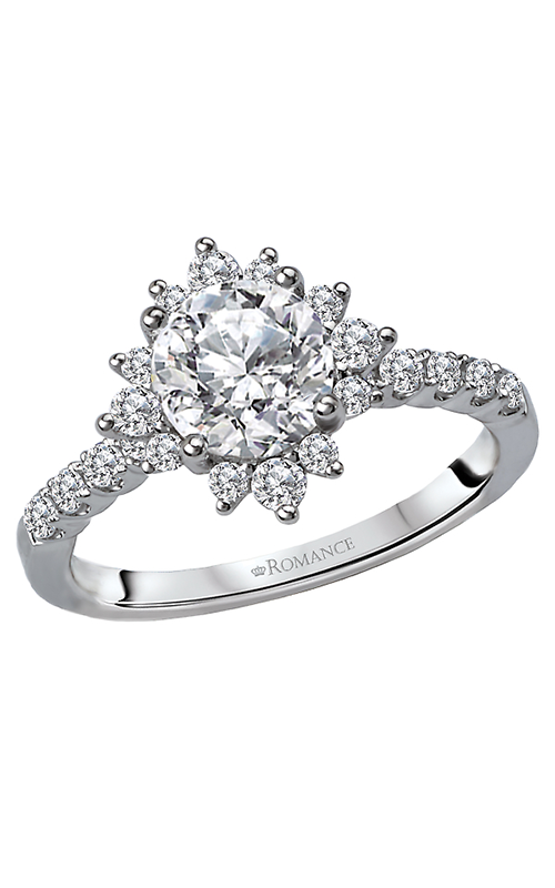 Romance Engagement ring 160032-RD100 product image