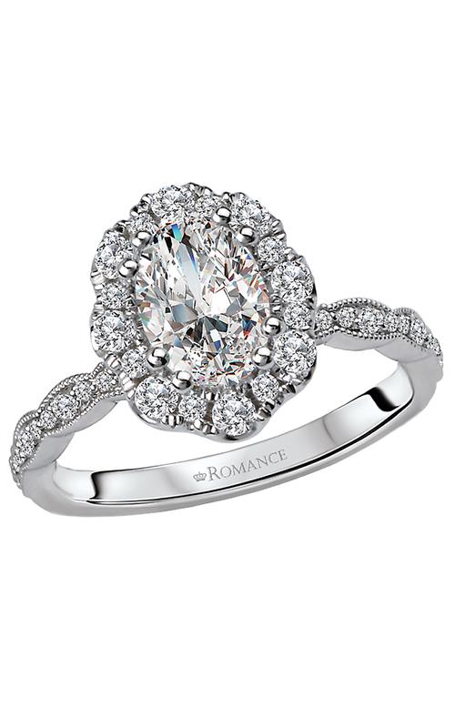 Romance Engagement ring 160033-OV100 product image