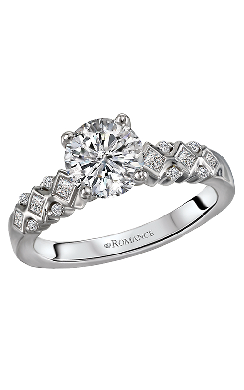 Romance Engagement ring 160035-RD100 product image