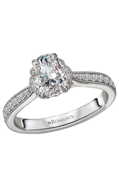 Romance Engagement ring 160037-OV100 product image