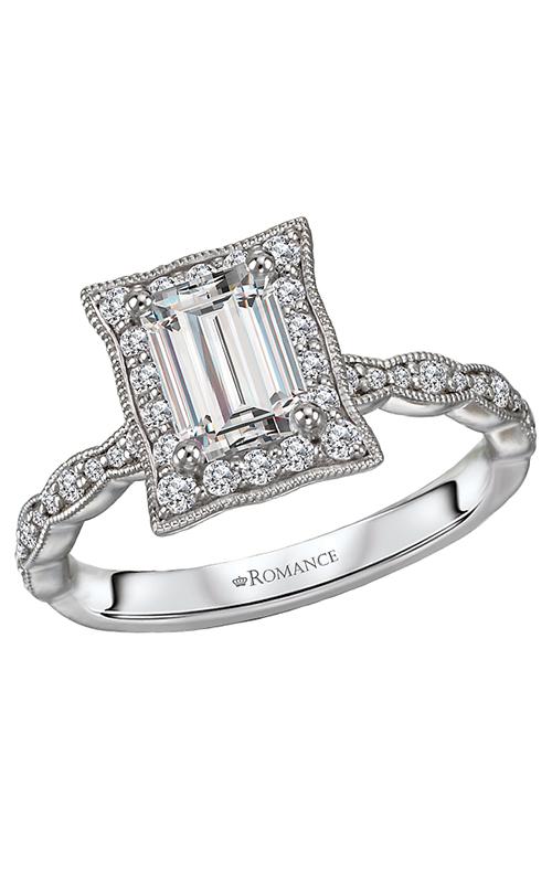 Romance Engagement ring 160038-EM100 product image