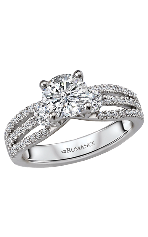 Romance Engagement ring 160039-RD100 product image