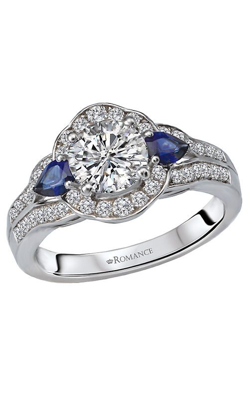 Romance Engagement ring 160040-RD100 product image