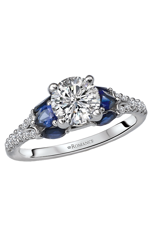 Romance Engagement ring 160041-RD100 product image