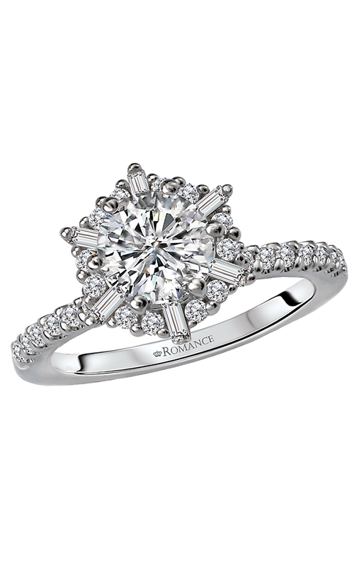 Romance Engagement ring 160042-RD100 product image