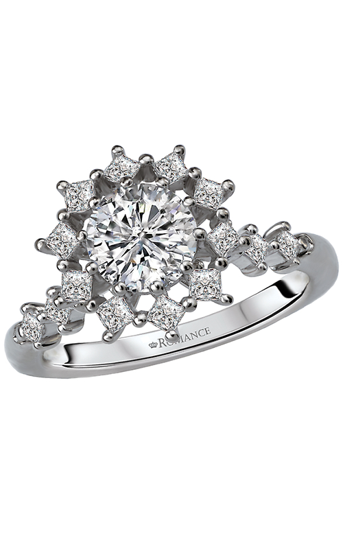 Romance Engagement ring 160043-RD100 product image