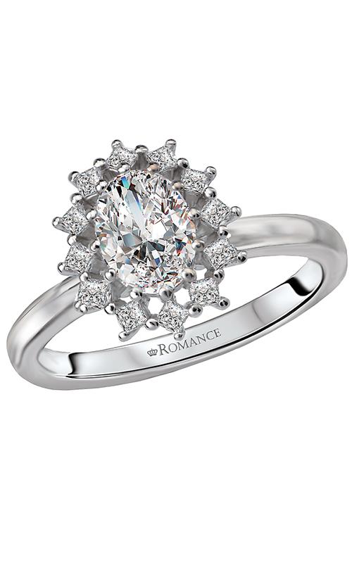 Romance Engagement ring 160044-OV100 product image