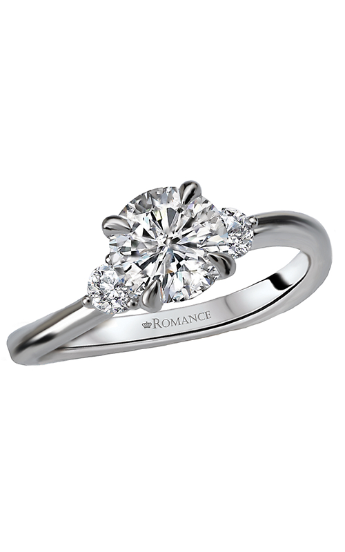 Romance Engagement ring 160045-RD100 product image