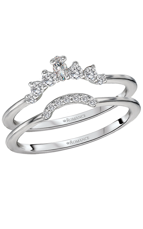 Romance Engagement Ring 160047-W product image