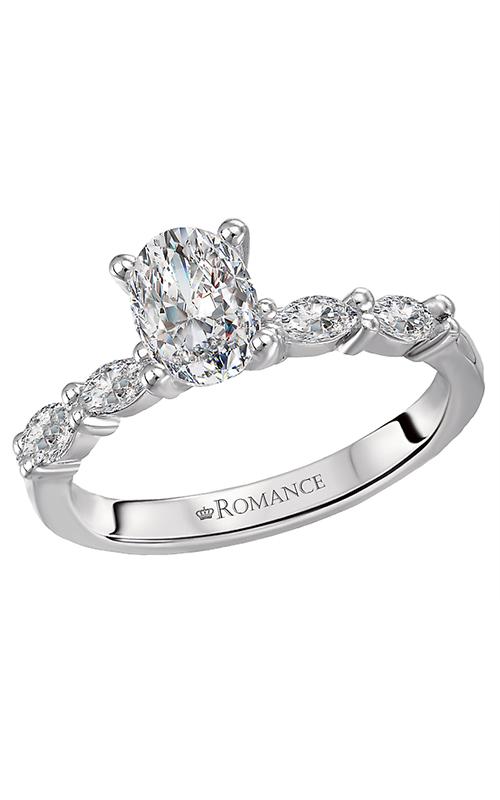 Romance Engagement ring 160051-OV100 product image