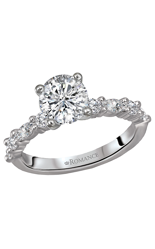 Romance Engagement ring 160052-RD100 product image
