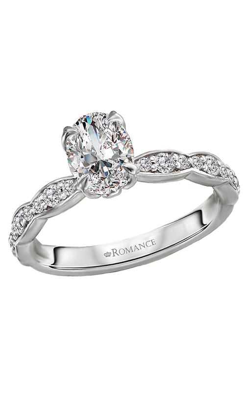 Romance Engagement ring 160055-OV100 product image