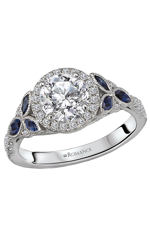 Romance Engagement ring 160060-RD100 product image