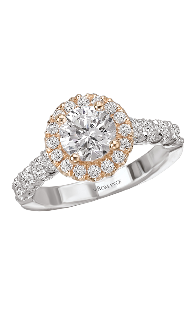 Romance Engagement Rings 117053-100TR product image