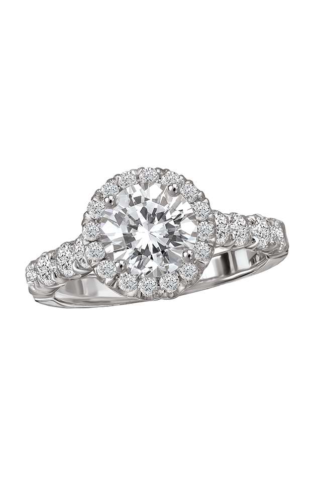 Romance Engagement Rings 117053-200 product image