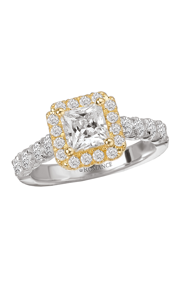 Romance Engagement Rings 117054-100TY product image