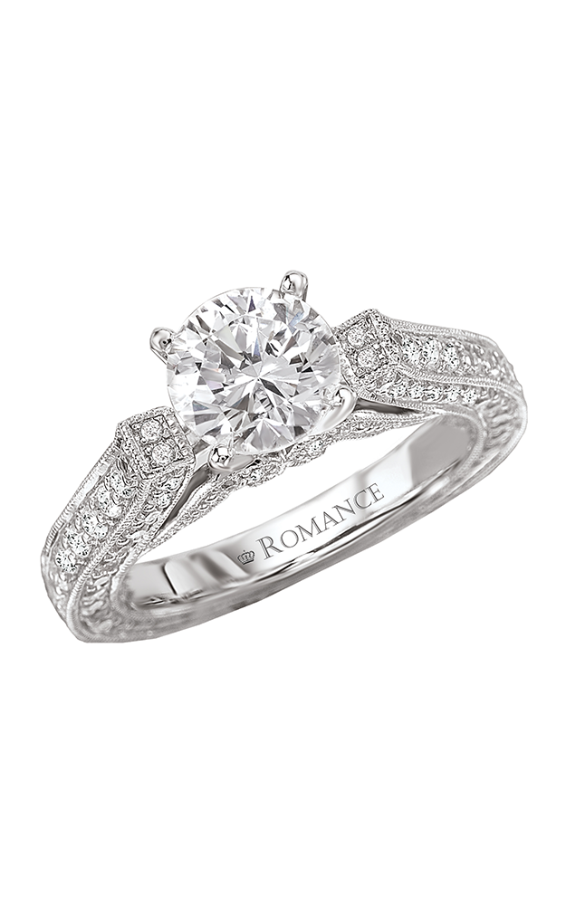 Romance Engagement Rings 117061-S product image