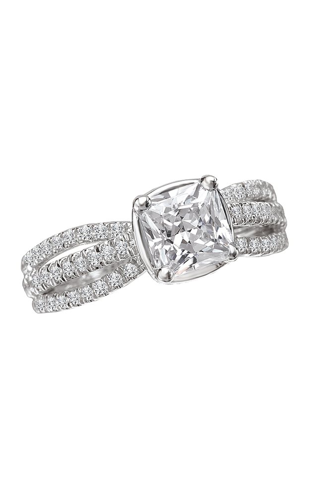 Romance Engagement Rings 117072-100 product image