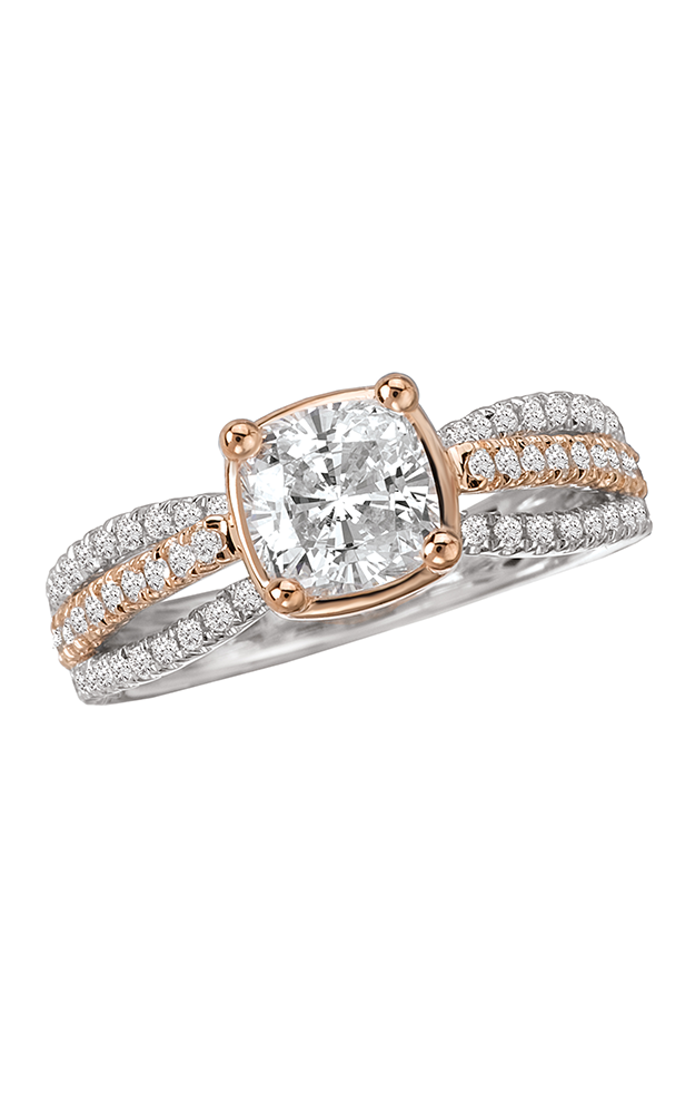 Romance Engagement Rings 117072-100TR product image