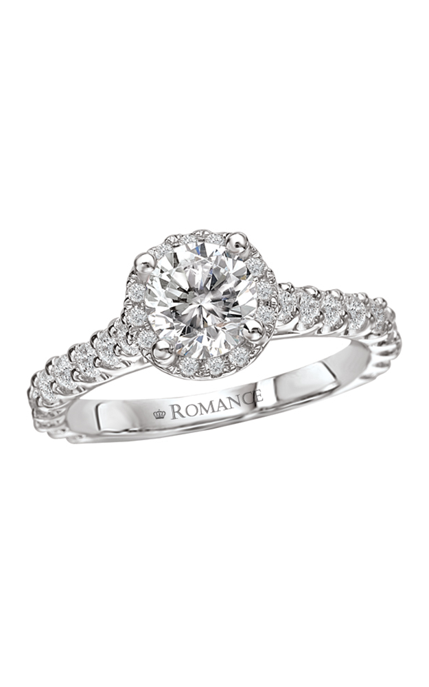 Romance Engagement Rings 117075-075 product image