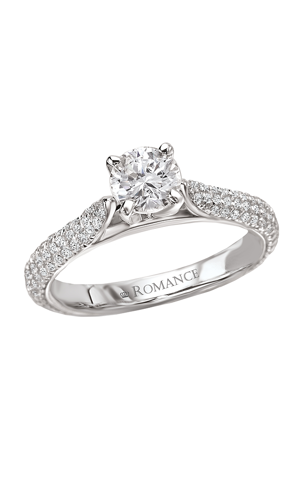 Romance Engagement Rings 117092-S product image