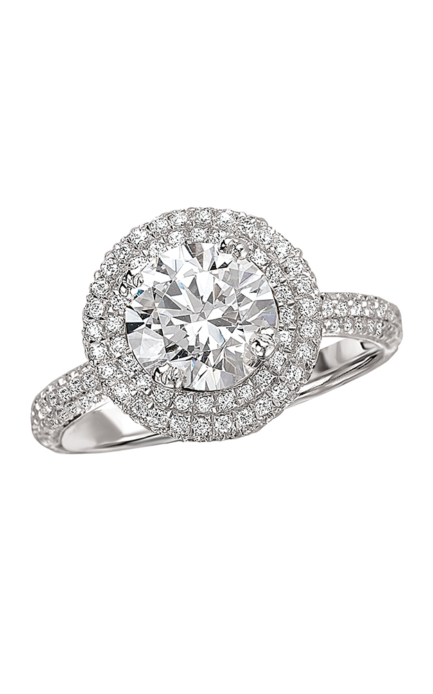 Romance Engagement Rings 117095-100 product image
