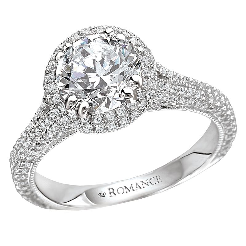 Romance Engagement Rings 117098-075 product image