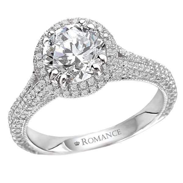 Romance Engagement Rings 117098-150 product image