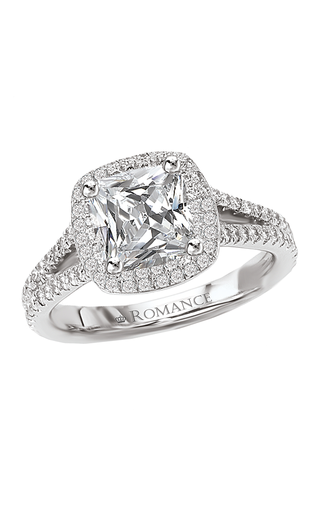 Romance Engagement Rings 117101-150 product image