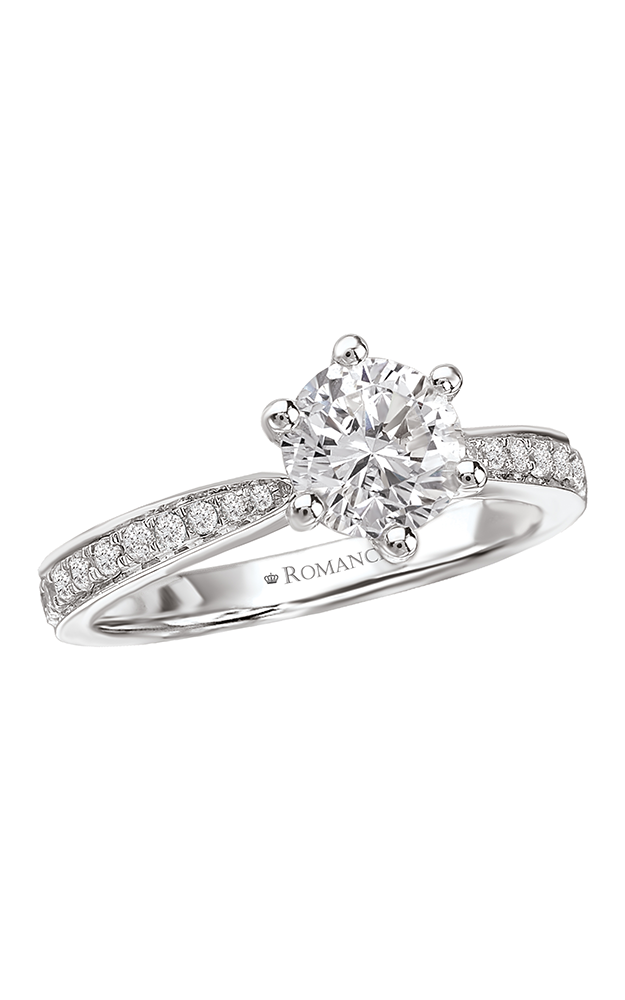 Romance Engagement Rings 117102-100 product image