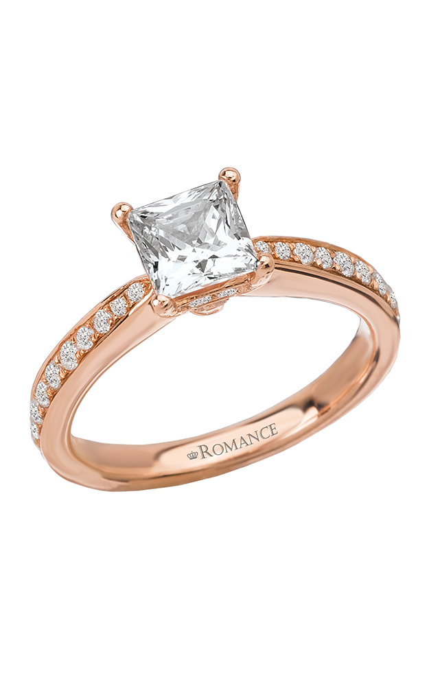 Romance Engagement Rings 117104-100R product image