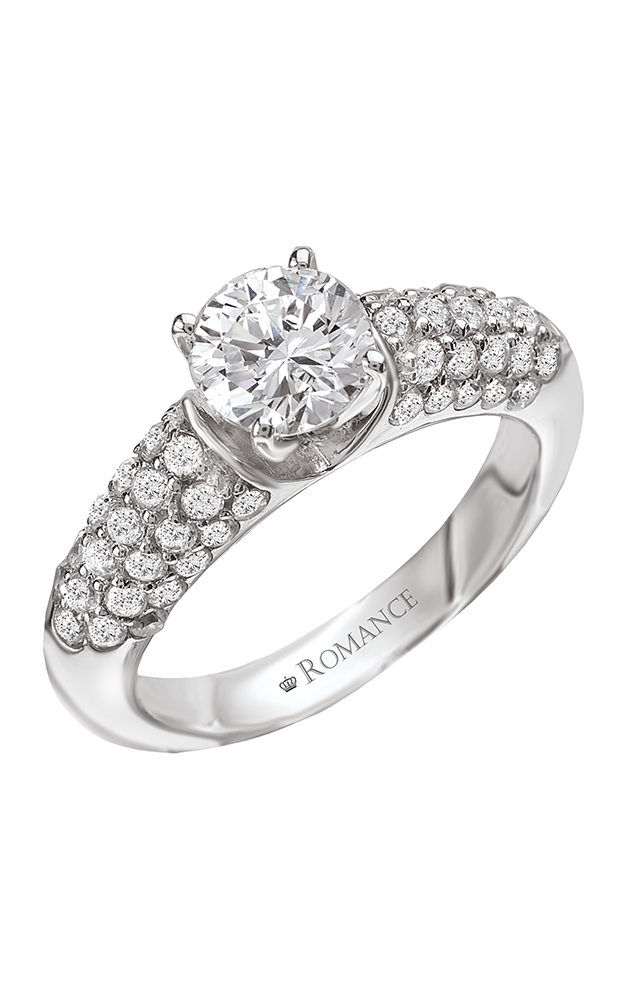 Romance Engagement Rings 117174-S product image