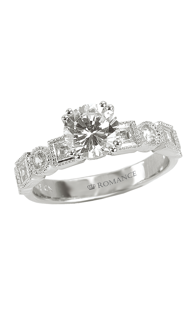 Romance Engagement Rings 117226-S product image