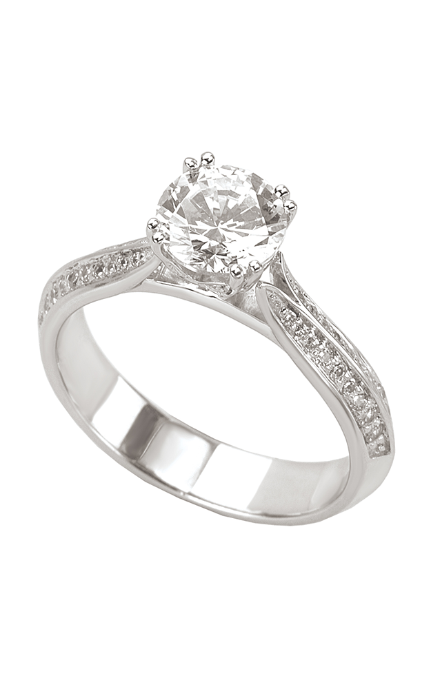 Romance Engagement Rings 117234-S product image