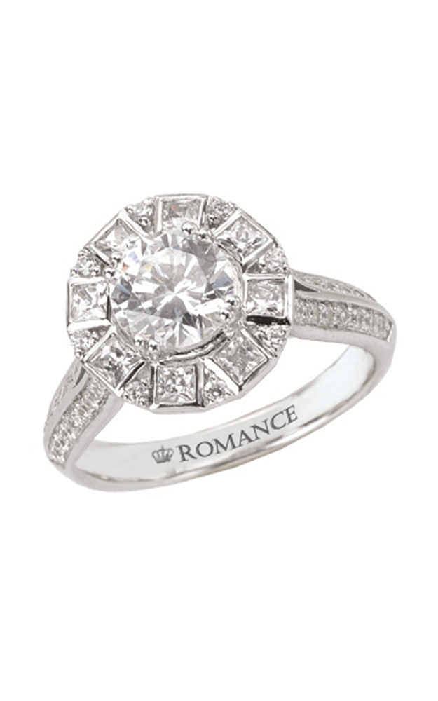 Romance Engagement Rings 117243-S product image