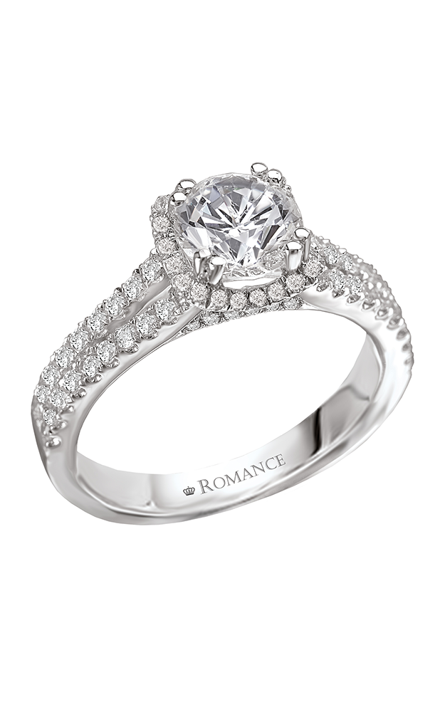 Romance Engagement Rings 117246-075 product image