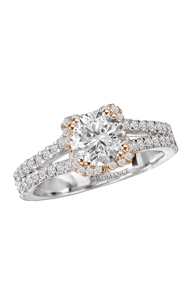 Romance Engagement Rings 117246-100TR product image