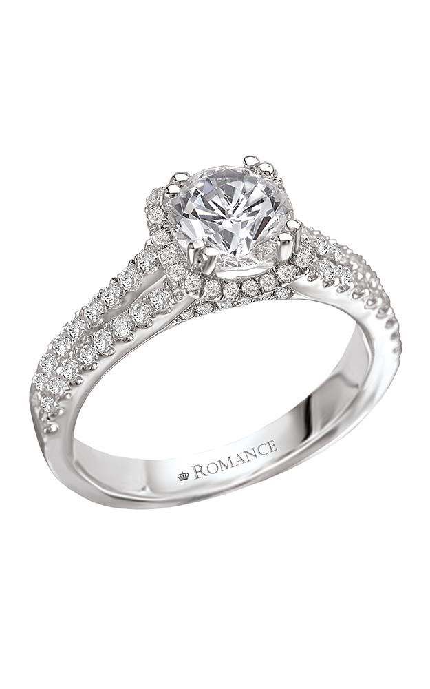 Romance Engagement Rings 117246-150 product image