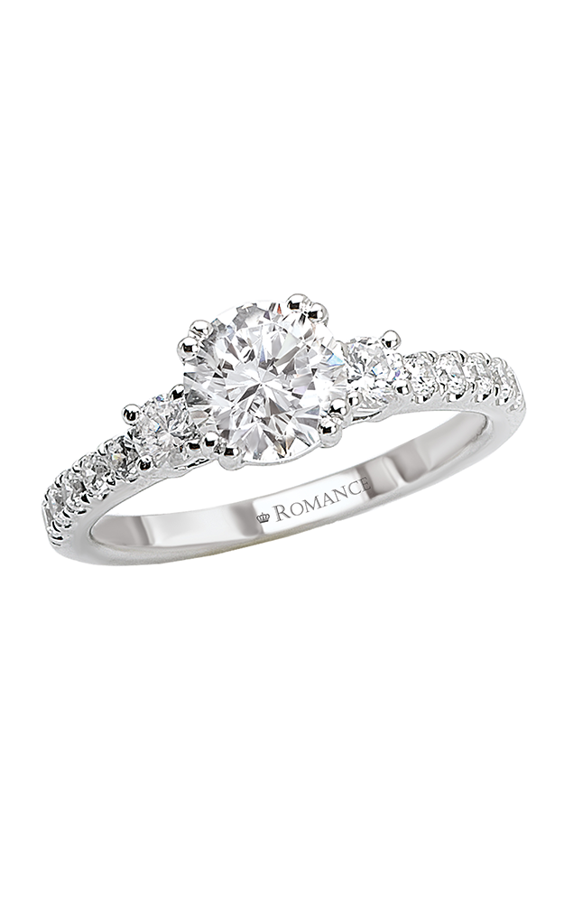 Romance Engagement Rings 117265-S product image