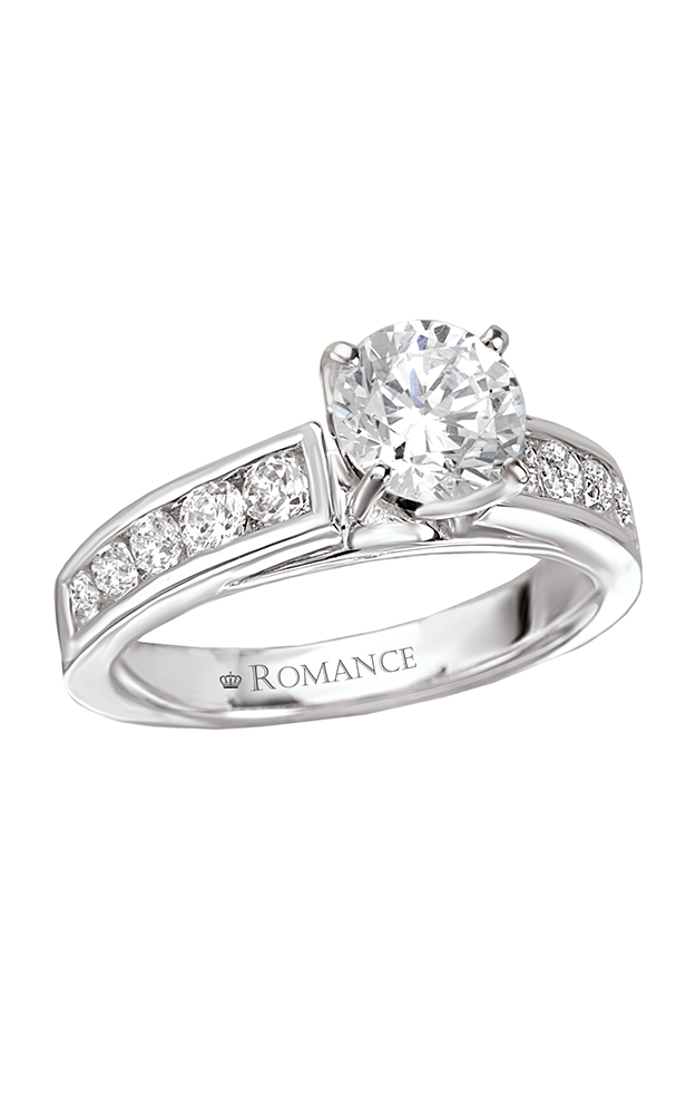 Romance Engagement Rings 117282-S product image