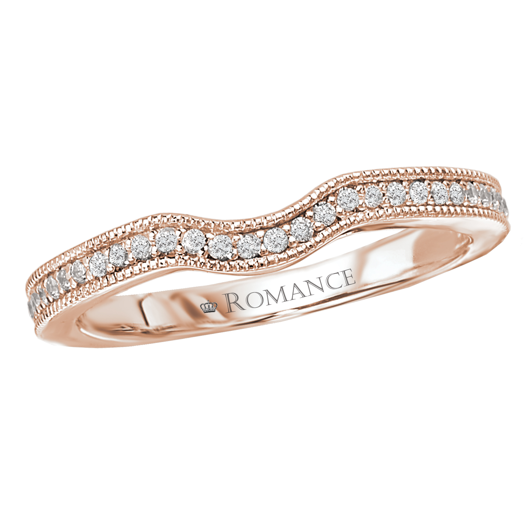 Romance Wedding Bands 117221-WR product image