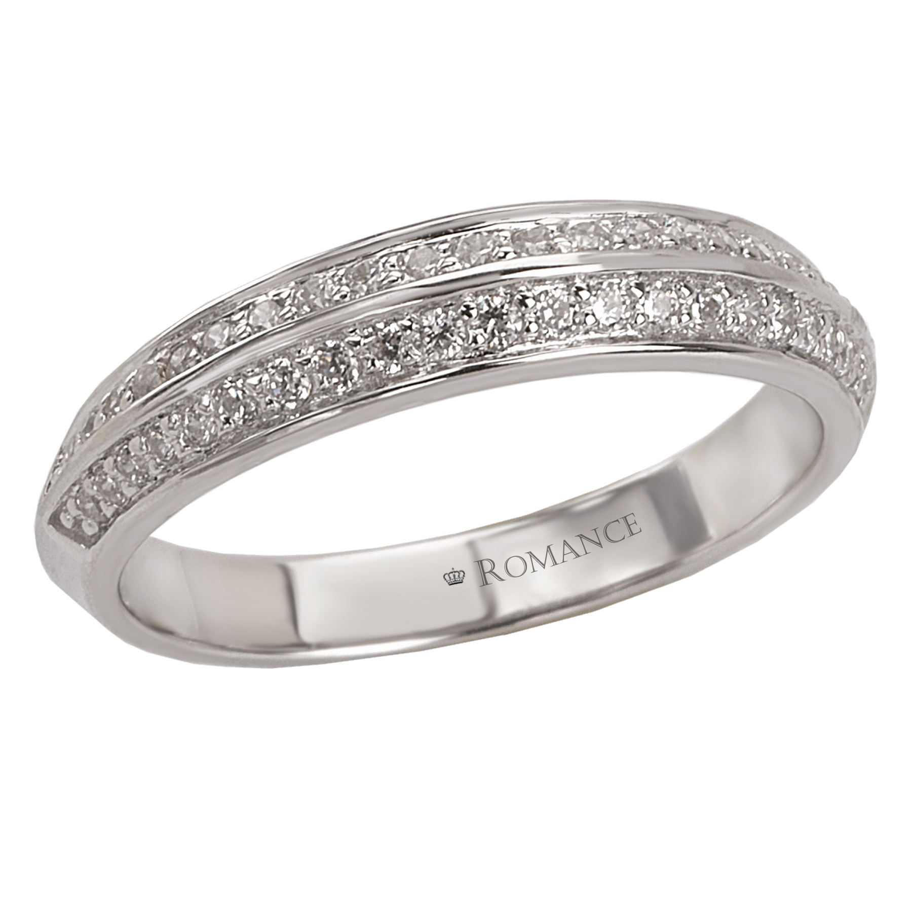 Romance Wedding Bands 117234-W product image