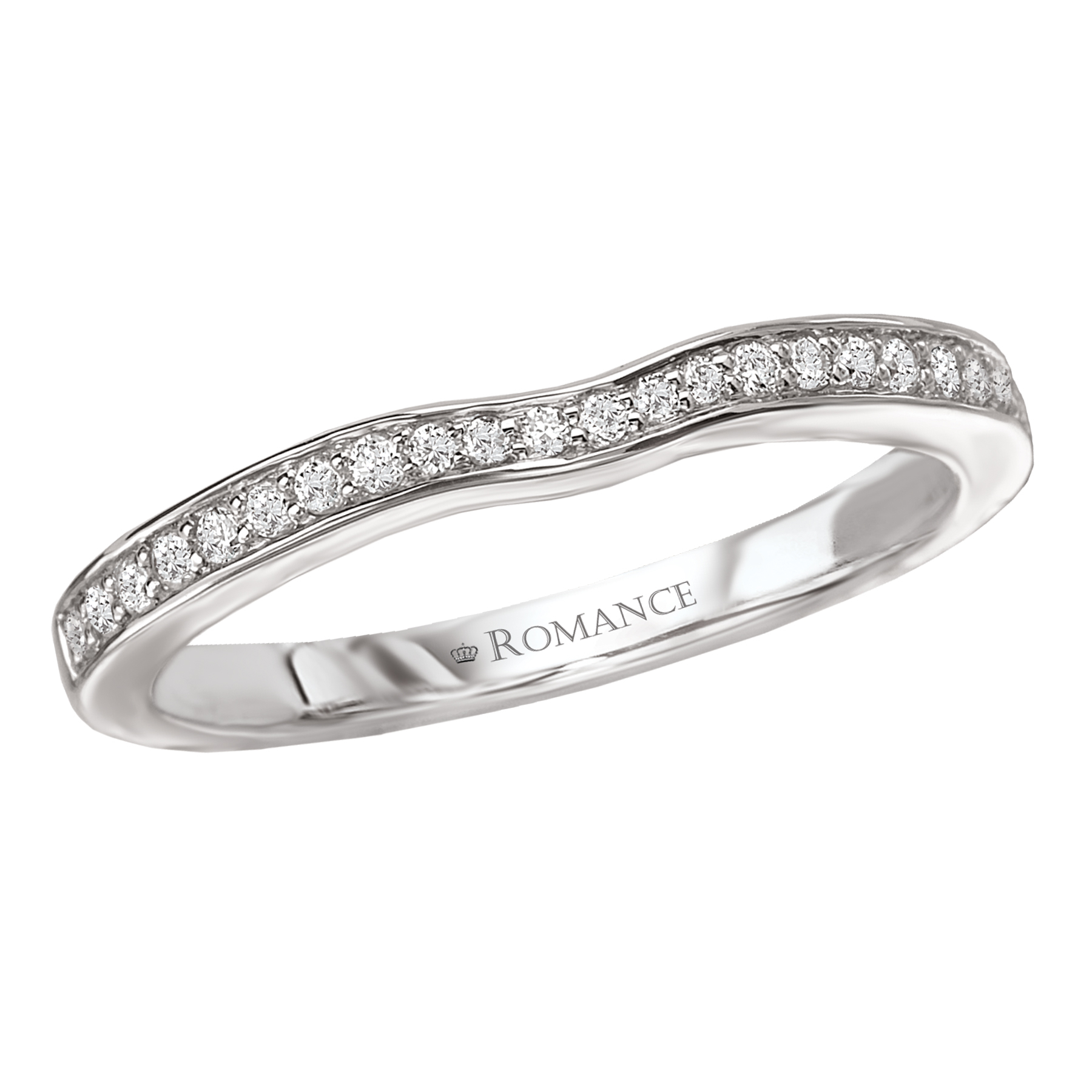 Romance Wedding Bands 117236-W product image