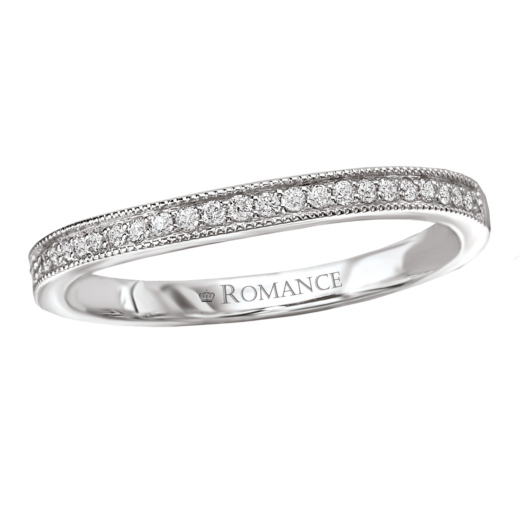 Romance Wedding Bands 117251-W product image