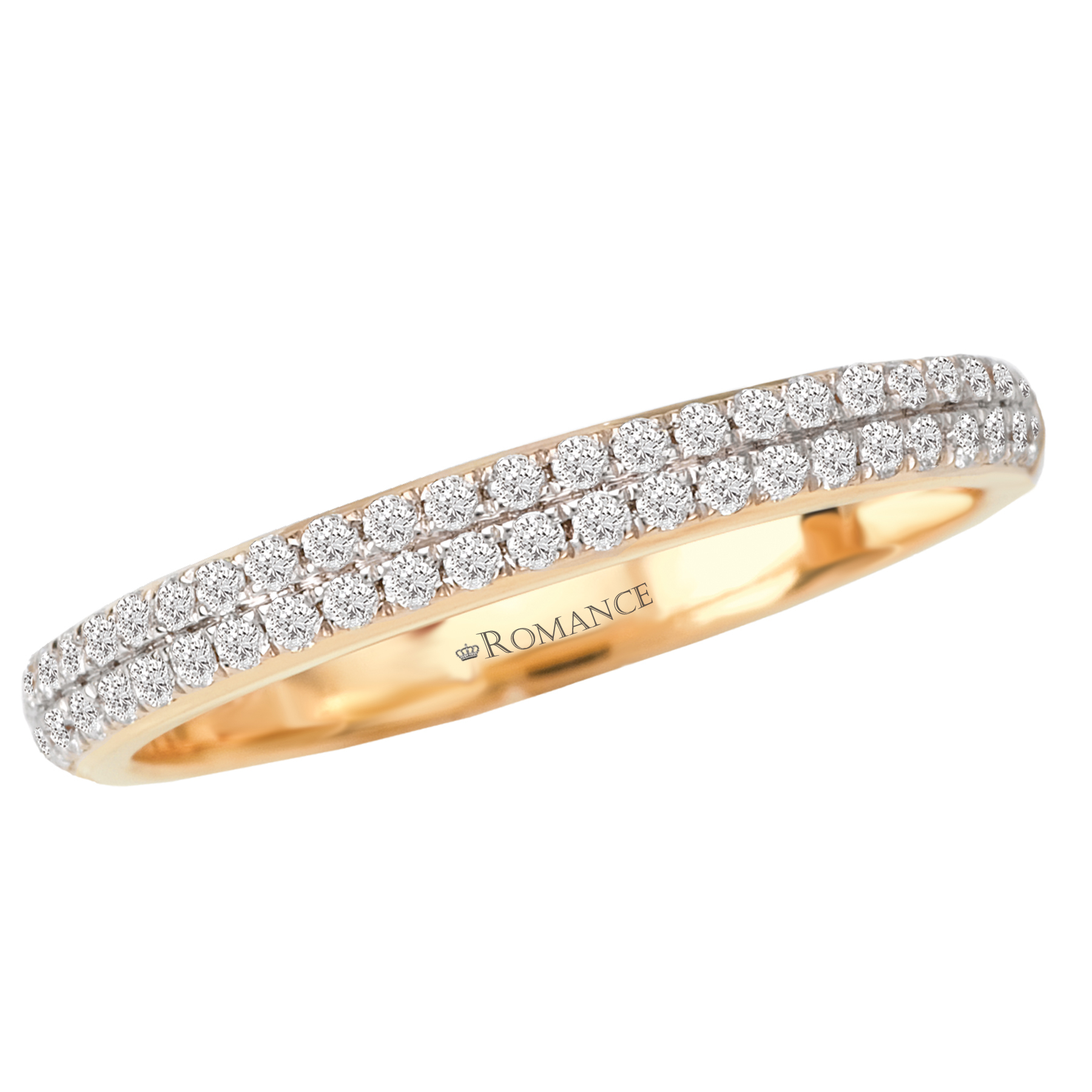 Romance Wedding Bands 117264-WY product image