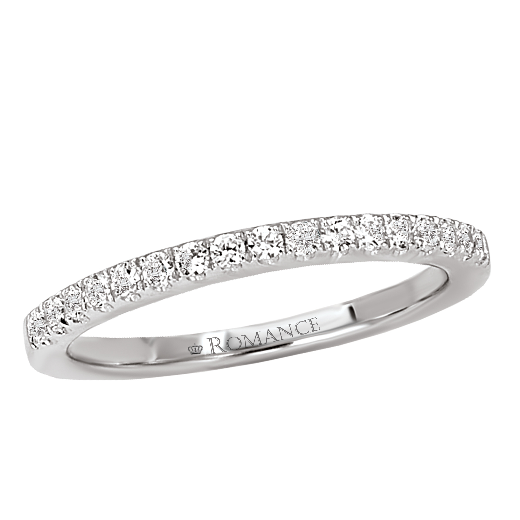 Romance Wedding Bands 117266-W product image