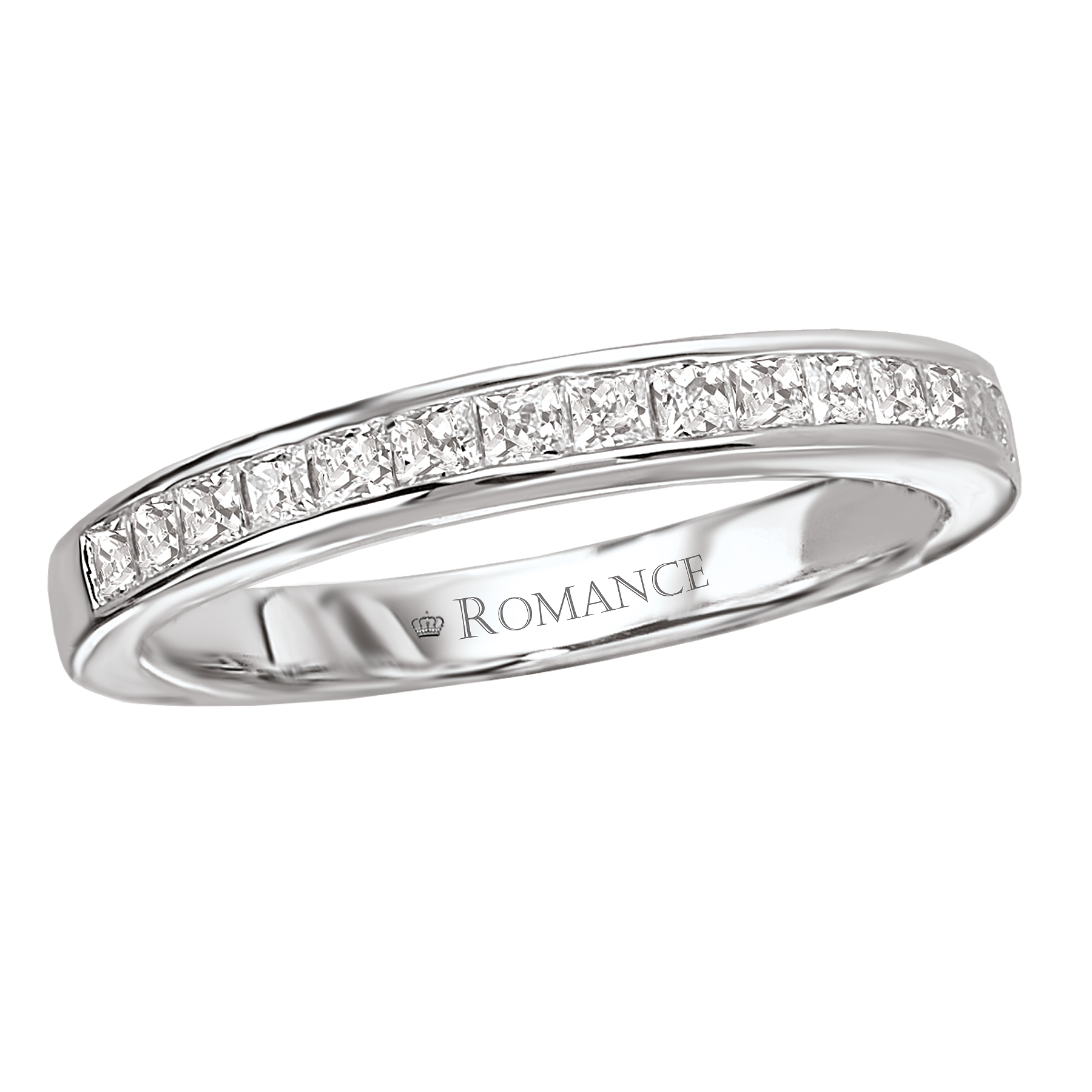 Romance Wedding Bands 117281-W product image